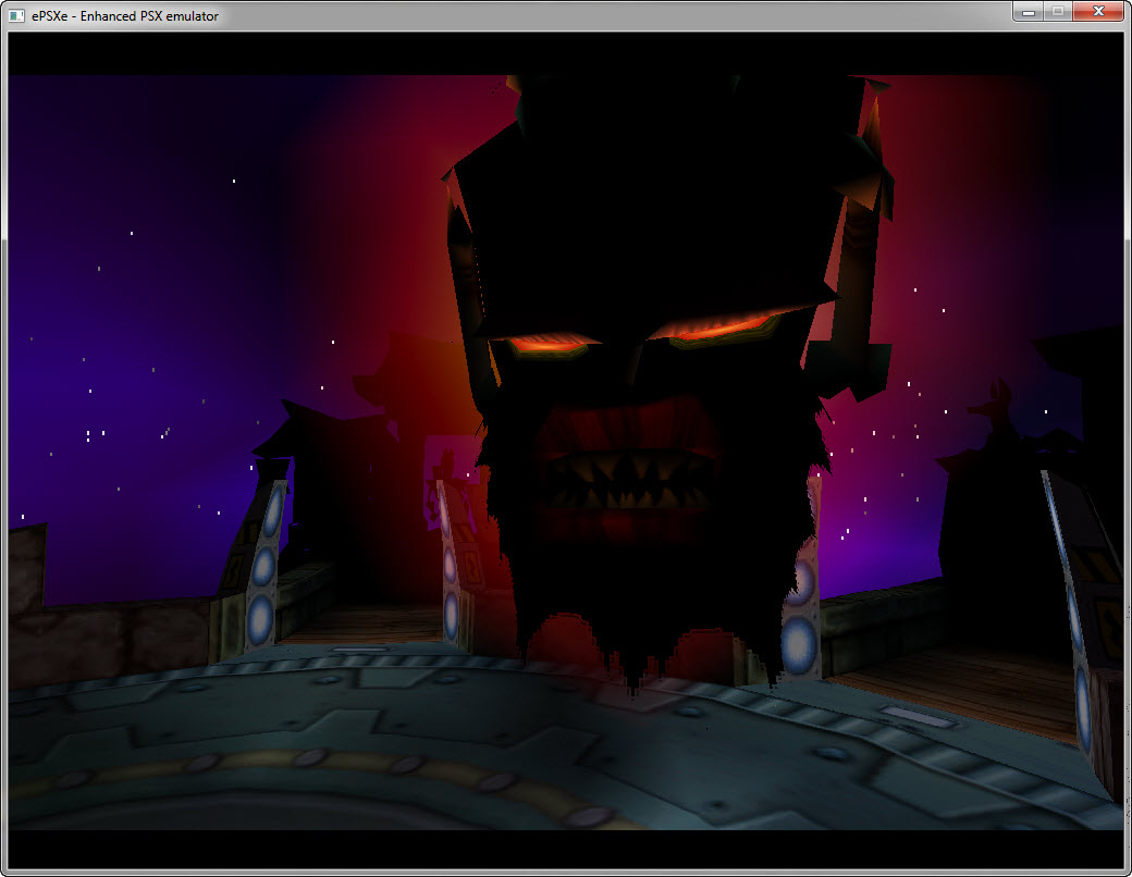 игра  Crash Bandicoot 3 ps1
