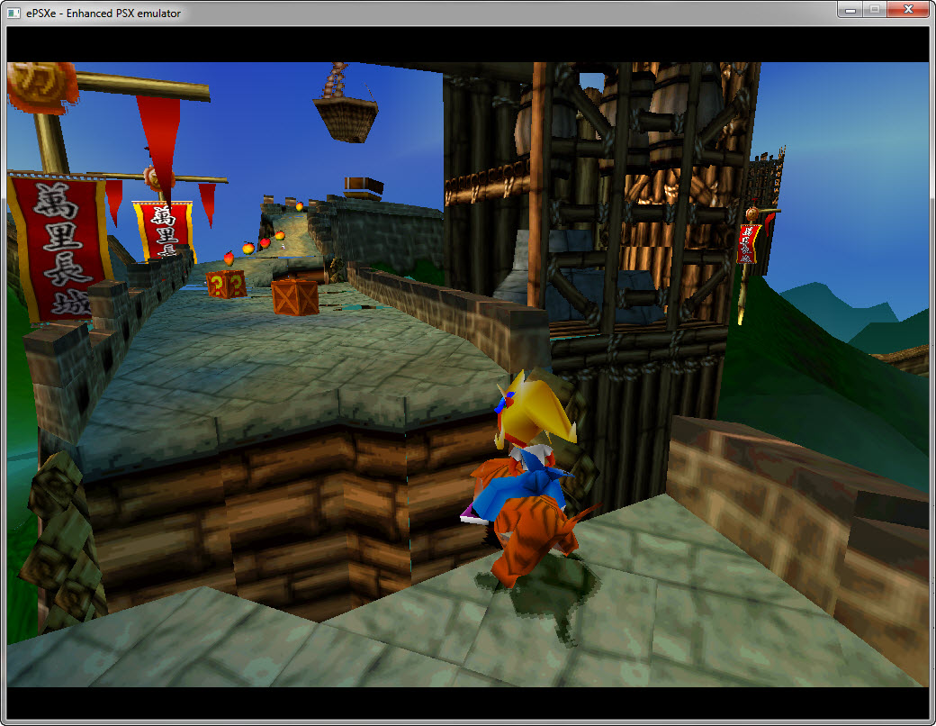 скачать Crash Bandicoot 3 Warped