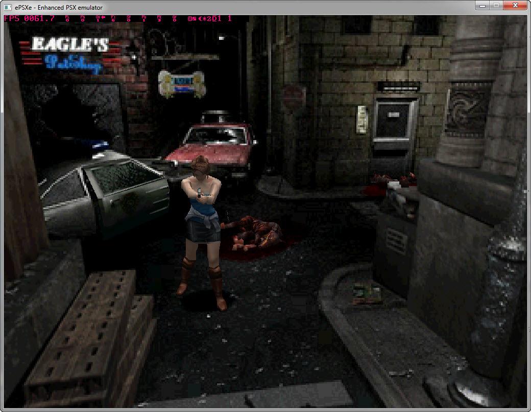 геймплей Resident Evil 3