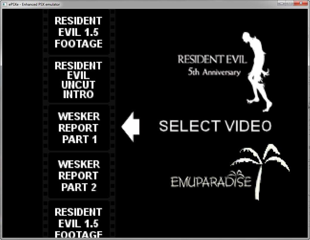 скачать Resident Evil Weskers Report
