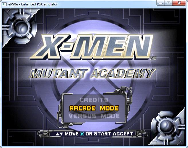 X-Men - Mutant Academy 1 скачать