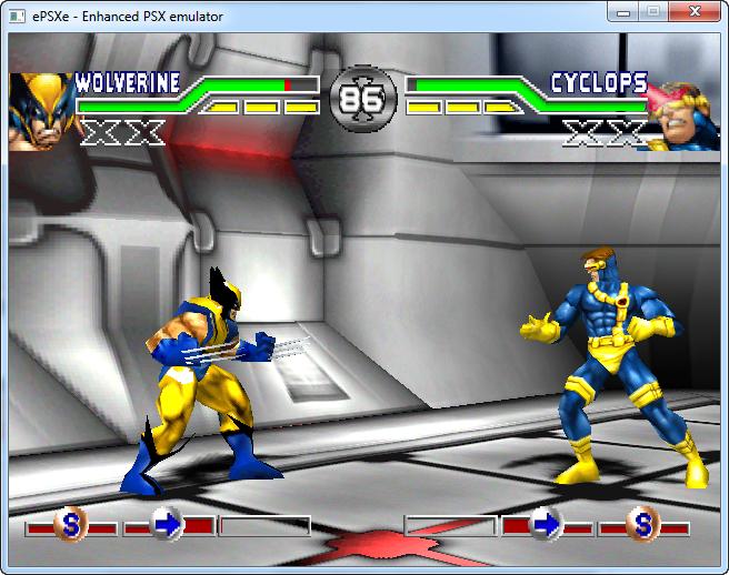 X-Men - Mutant Academy 1 скачать на PC бесплатно