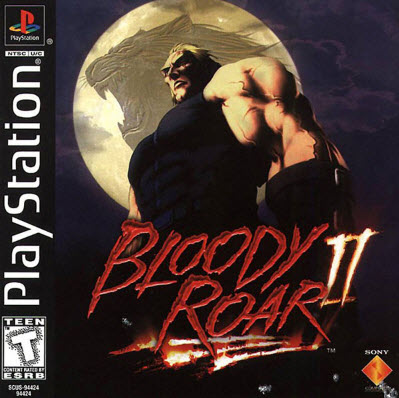 скачать Bloody Roar 2 PS1