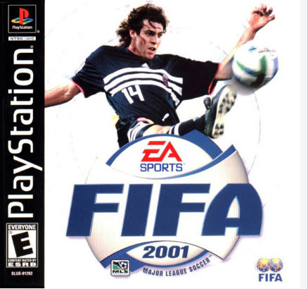 FIFA 2001 Major League Soccer скачать на  PS1