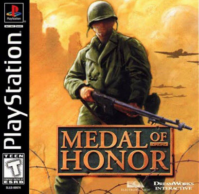 скачать Medal of Honor 1  PS1 Русская версия