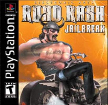 Road Rash Jailbreak  |  лучшие игры на Sony Playstation