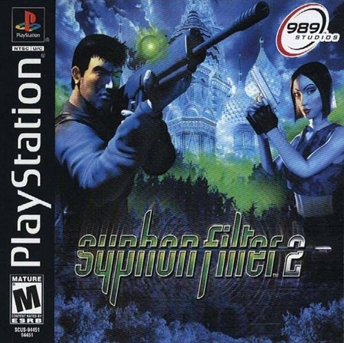 Action игры на Sony Playstation 1