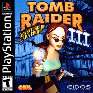 скачать Tomb Raider 3  PS1