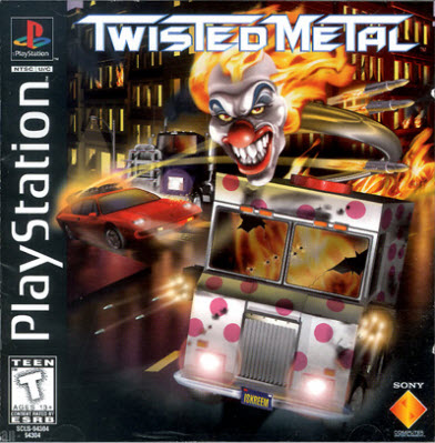 скачать Twisted Metal 1 PS1 PC